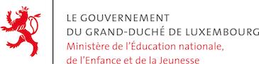 Éducation nationale / Enfance / Jeunesse / Luxembourg sponsor logo